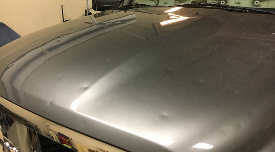 Does Car Insurance Cover Hail Damage